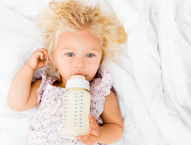 Baby Bottle Tooth Decay - Pediatric Dentist in Newbury Park, CA