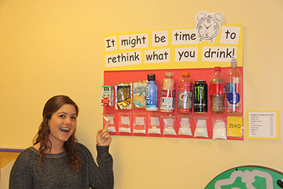 Sugar Drink Chart - Pediatric Dentist in Newbury Park, CA