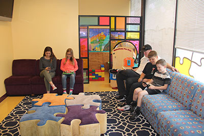 Waiting Room - Pediatric Dentist in Newbury Park, CA