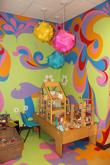 Play area - Pediatric Dentist in Newbury Park, CA